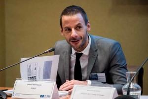 Samuel Boutruche, coordinador judicial ACNUR